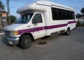 Ford E450 Bus24 1998, motor Isuze 4BD1