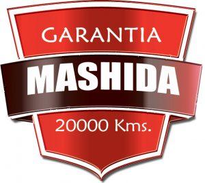 MASHIDA GARANTIA NUEVOS
