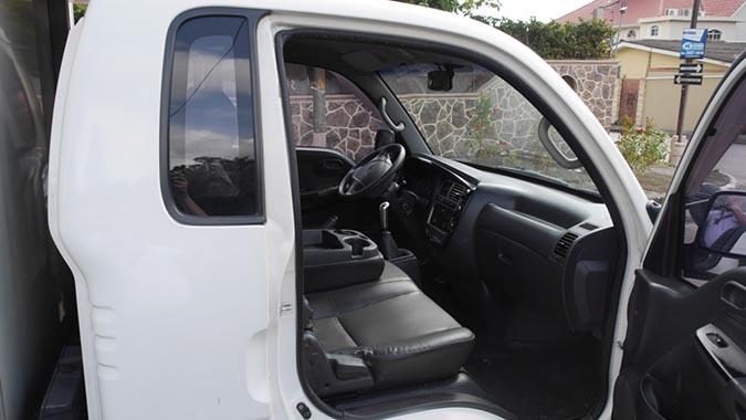 Kia Refrigerado 1.5T Diesel 2009 puerta derecha